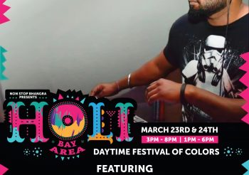 Bay Area Holi Celebration This Weekend